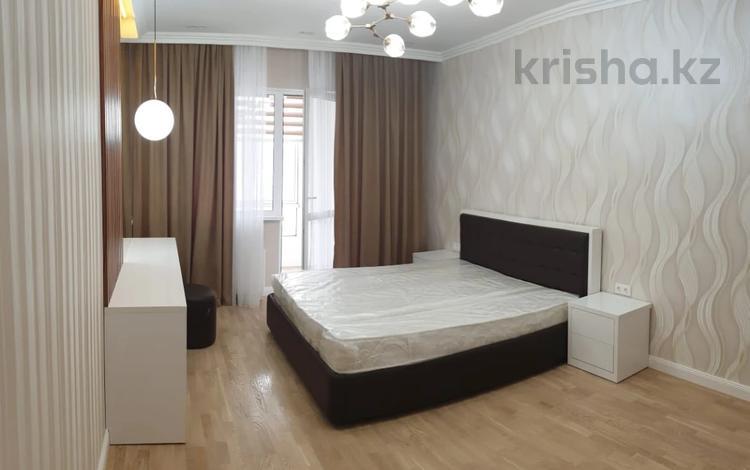 2-комнатная квартира, 90 м², 16/33 этаж, Аль-Фараби 5к3А за 68 млн 〒 в Алматы, Медеуский р-н