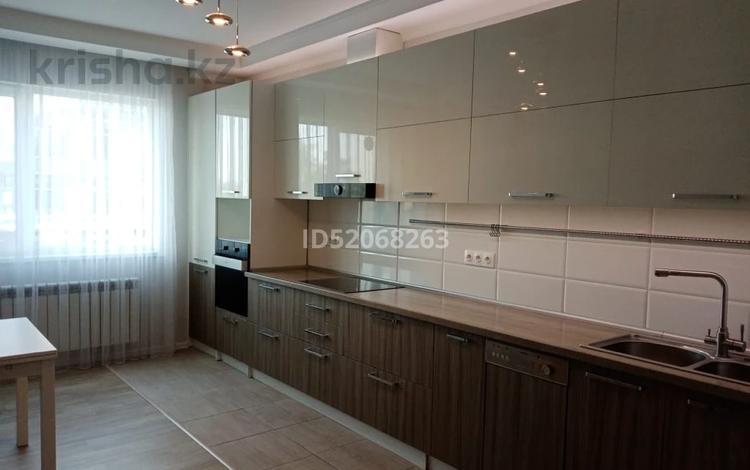 3-комнатная квартира, 101.9 м², 2/25 этаж, Абиша Кекилбаева 38Г за 56 млн 〒 в Алматы, Бостандыкский р-н
