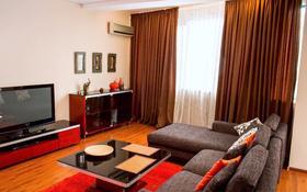 3-комнатная квартира, 100 м² помесячно, Мкр Керемет 3 за 300 000 〒 в Алматы