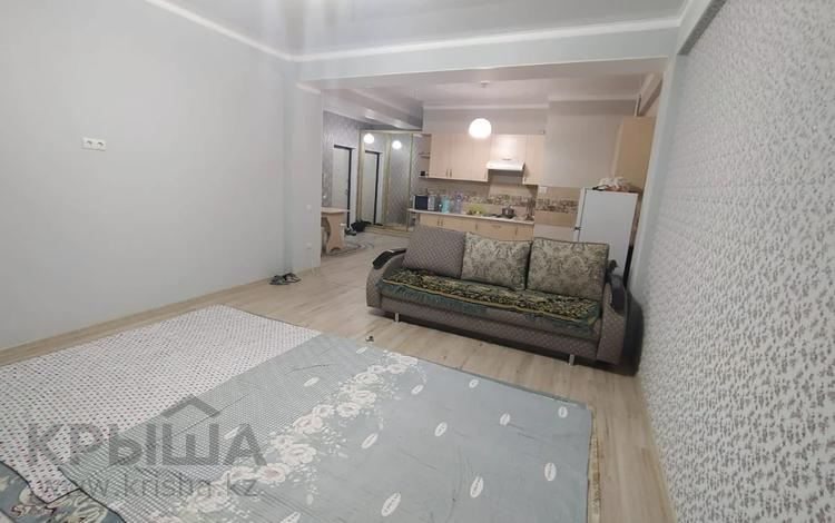 1-комнатная квартира, 50.2 м², 7/9 этаж, мкр №2, Алтынсарина 40г за 18.5 млн 〒 в Алматы, Ауэзовский р-н