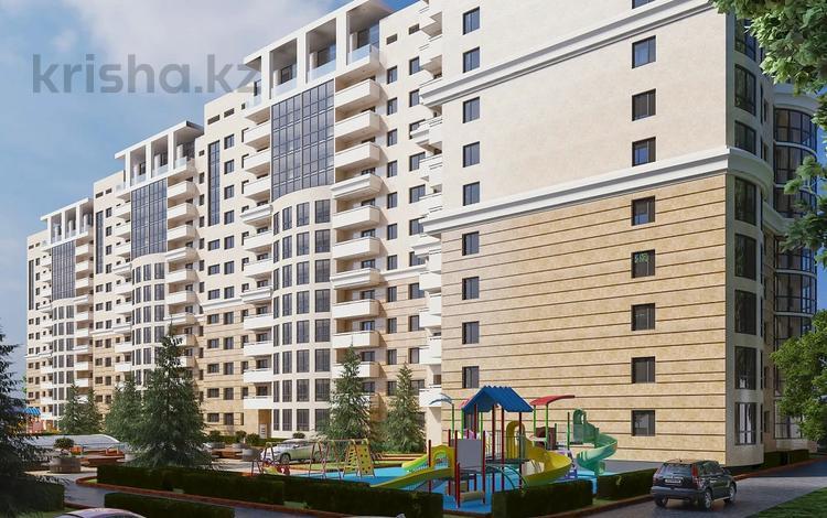 2-комнатная квартира, 56.5 м², Толе би — Гагарина за ~ 20.9 млн 〒 в Алматы, Алмалинский р-н