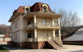 10-комнатный дом, 450 м², 10 сот., мкр Коктобе, Нурмагамбетова 42 за 340 млн 〒 в Алматы, Медеуский р-н