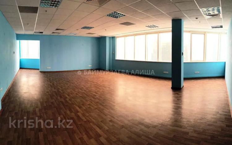 Офис площадью 161.6 м², проспект Аль-Фараби 15к4В — Желтоксан за 3 500 〒 в Алматы, Бостандыкский р-н