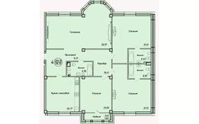 4-комнатная квартира, 209.82 м², ул. Тумар Ханым 20 — Карашаш Ана за ~ 167.9 млн 〒 в Нур-Султане (Астана), Есильский р-н