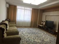 3-комнатная квартира, 100 м² на длительный срок, Байтурсынова 1 за 300 000 〒 в Нур-Султане (Астане)