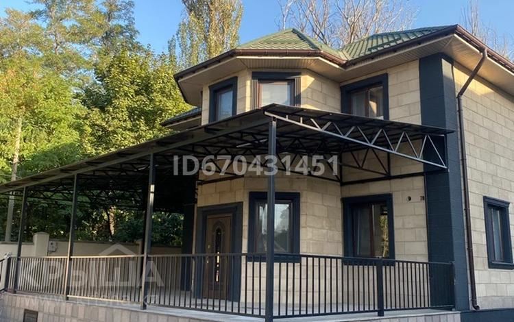 5-комнатный дом, 207 м², 8 сот., мкр Тастыбулак, Таутаган 42 за 135 млн 〒 в Алматы, Наурызбайский р-н