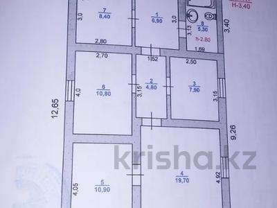 4-комнатный дом, 75 м², 6 сот., 92 8 — 3-я Заводская за 10 млн 〒 в Таразе — фото 2
