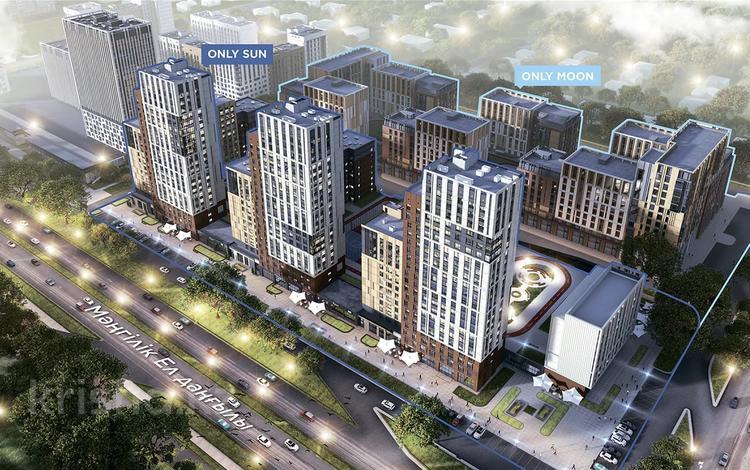 4-комнатная квартира, 130 м², Манглик Ел 56 за ~ 64.1 млн 〒 в Нур-Султане (Астане)