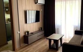 1-комнатная квартира, 34 м², 2/5 этаж посуточно, Торайгырова 89/1 за 12 000 〒 в Павлодаре