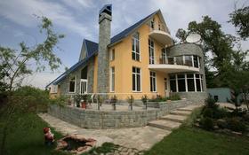 9-комнатный дом, 380 м², 6 сот., мкр Хан Тенгри, Природа 31 за 150 млн 〒 в Алматы, Бостандыкский р-н