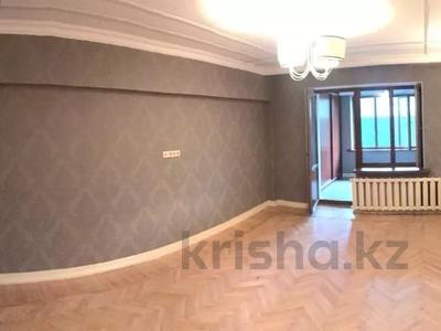 4-комнатная квартира, 132 м², 1/5 этаж, Хаджи Мукана 26 — Мендикулова за 55 млн 〒 в Алматы, Медеуский р-н