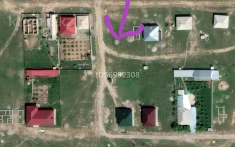 Участок 15 соток, Жаңа құрылыс 3 — Центральная за 2.8 млн 〒 в Касымбек датка
