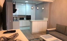 2-комнатная квартира, 56 м², 12/12 этаж, Тлендиева за 34 млн 〒 в Алматы, Бостандыкский р-н