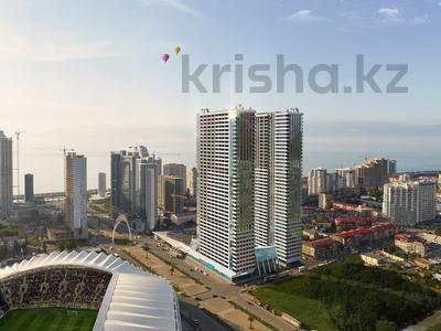 2-комнатная квартира, 62.4 м², J.Shartava street 16 за ~ 14.7 млн 〒 в Батуми