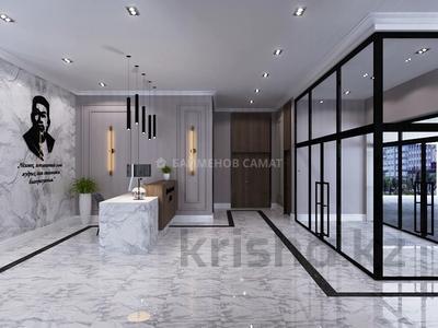 4-комнатная квартира, 135.6 м², Сейфуллина — Сатпаева за ~ 89.5 млн 〒 в Алматы, Бостандыкский р-н