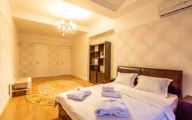 3-комнатная квартира, 110 м², 4/20 этаж посуточно, Аль-Фараби 21 за 35 000 〒 в Алматы