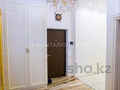 3-комнатная квартира, 106.2 м², 12/15 этаж, Керей и Жанибек хандар 14/2 за 59 млн 〒 в Нур-Султане (Астана), Есиль р-н — фото 29