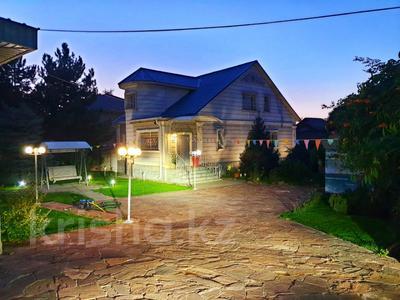 4-комнатный дом помесячно, 250 м², 12 сот., Арычная улица 24 за 750 000 〒 в Алматы, Ауэзовский р-н — фото 10