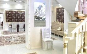 7-комнатный дом помесячно, 250 м², 8 сот., мкр Коктобе, Мкр Коктобе за 1.2 млн 〒 в Алматы, Медеуский р-н