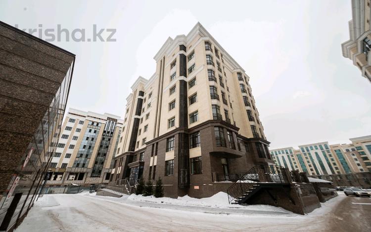 2-комнатная квартира, 96.1 м², 4/8 этаж, Орынбор 23 за 51.5 млн 〒 в Нур-Султане (Астана), Есиль р-н