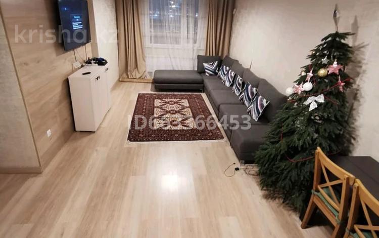 3-комнатная квартира, 91 м², 2/8 этаж, Улы Дала 6 — Сауран за 44 млн 〒 в Нур-Султане (Астана), Есиль р-н