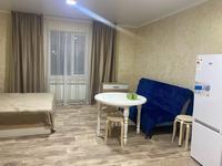 1-комнатная квартира, 30 м², 2/2 этаж посуточно, Курылысшы 48 за 10 000 〒 в Капчагае