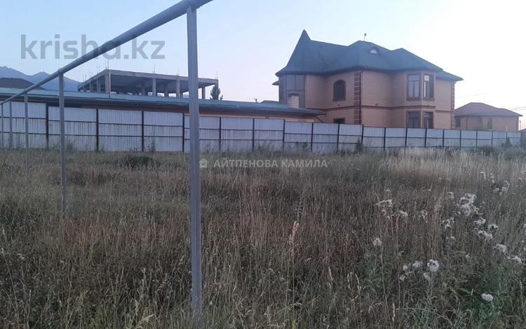 Участок 15 соток, мкр Нур Алатау за 72 млн 〒 в Алматы, Бостандыкский р-н