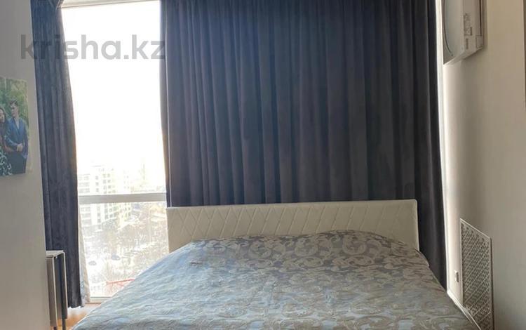 2-комнатная квартира, 90 м², 15/21 этаж, Сатпаева — Шагабутдинова за 48 млн 〒 в Алматы, Бостандыкский р-н