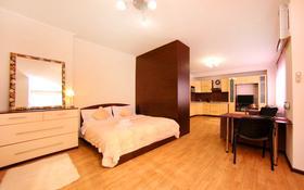 1-комнатная квартира, 50 м², 4/25 этаж посуточно, Каблукова 264 за 11 990 〒 в Алматы, Бостандыкский р-н