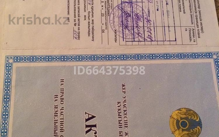 Участок 10 соток, Садовое общество Сарыозек за 2.5 млн 〒 в Атырау