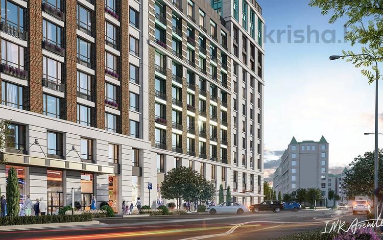 3-комнатная квартира, 121.7 м², Туран 22 за ~ 54.7 млн 〒 в Нур-Султане (Астана), Есиль р-н