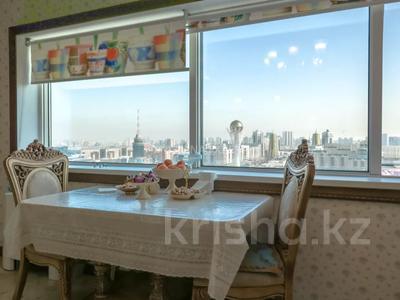 5-комнатная квартира, 208 м², 21/38 этаж помесячно, Достык 5 за 500 000 〒 в Нур-Султане (Астана), Есиль р-н — фото 4