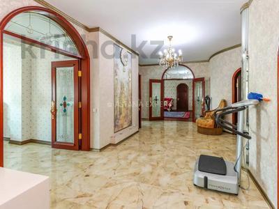 5-комнатная квартира, 208 м², 21/38 этаж помесячно, Достык 5 за 500 000 〒 в Нур-Султане (Астана), Есиль р-н — фото 22