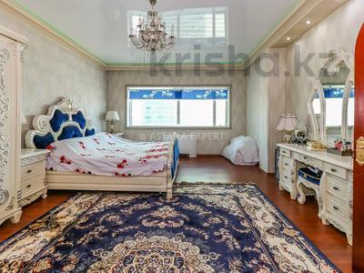 5-комнатная квартира, 208 м², 21/38 этаж помесячно, Достык 5 за 500 000 〒 в Нур-Султане (Астана), Есиль р-н — фото 14