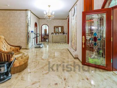 5-комнатная квартира, 208 м², 21/38 этаж помесячно, Достык 5 за 500 000 〒 в Нур-Султане (Астана), Есиль р-н — фото 21