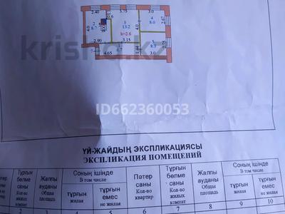 3-комнатный дом, 46.4 м², 2 сот., 1-й проезд Шмидта 3а — Ольга Кошевого за 6 млн 〒 в Петропавловске