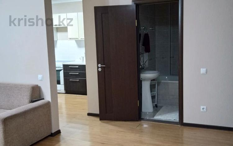 1-комнатная квартира, 38 м², 5/12 этаж помесячно, Кубрина 23/1 за 90 000 〒 в Нур-Султане (Астана), Сарыарка р-н