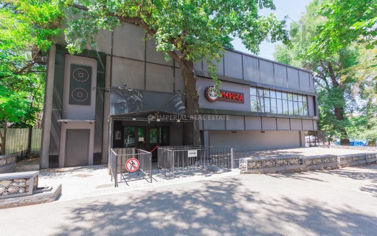 Здание, Калдаякова 20 — Казыбек би площадью 1346.1 м² за 2.5 млн 〒 в Алматы, Медеуский р-н