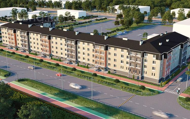1-комнатная квартира, 35.35 м², Улытау 44 за ~ 6.4 млн 〒 в Нур-Султане (Астана)