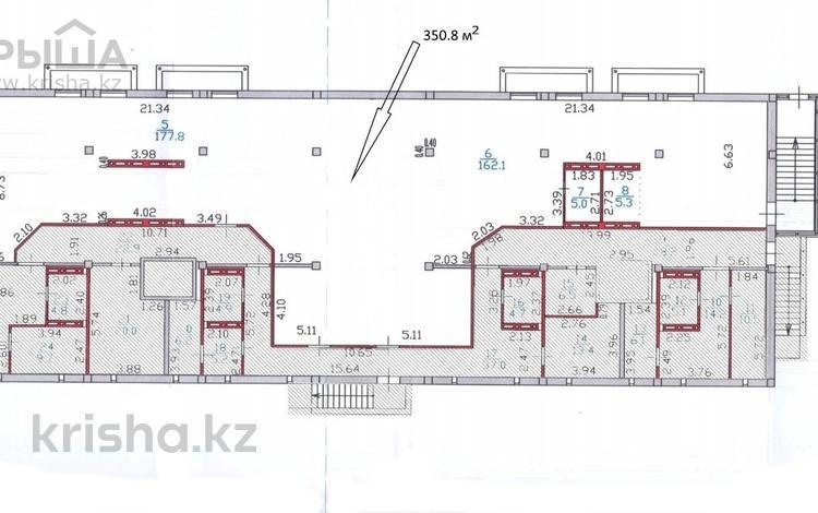 Помещение площадью 351 м², Казыбек Би 38 за 2 200 〒 в Усть-Каменогорске