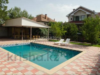 10-комнатный дом посуточно, 450 м², Альма-Матер 23 за 60 000 〒 в Алматы, Наурызбайский р-н — фото 14