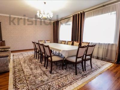 6-комнатный дом, 260 м², 12 сот., Шаляпина за 88 млн 〒 в Алматы, Наурызбайский р-н