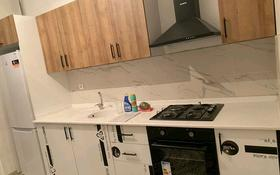3-комнатная квартира, 90 м², 8/10 этаж помесячно, Тулеметова 25 за 120 000 〒 в Шымкенте, Каратауский р-н