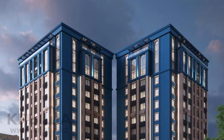 4-комнатная квартира, 104 м², 9/13 этаж, Карасай Батыра 90 — Досмухамедова за 52 млн 〒 в Алматы, Алмалинский р-н