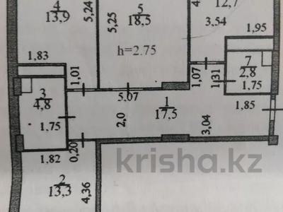 3-комнатная квартира, 86 м², 12/19 этаж, Сарайшык 7/1 за 45 млн 〒 в Нур-Султане (Астана), Есиль р-н — фото 12