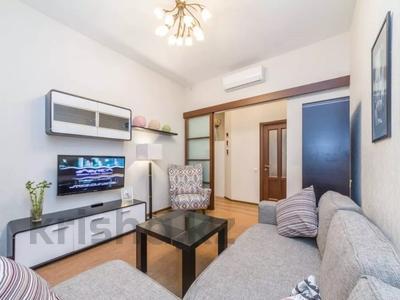 2-комнатная квартира, 67 м², 11 этаж посуточно, Навои 208 за 13 000 〒 в Алматы, Бостандыкский р-н — фото 3