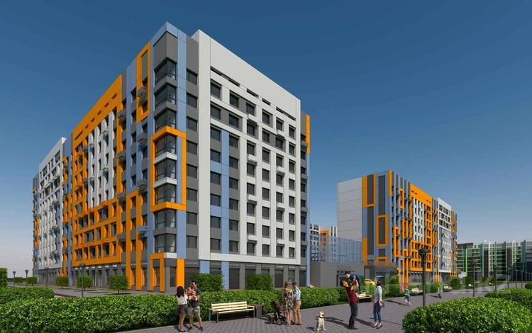 2-комнатная квартира, 45.49 м², 6/9 этаж, Толе би — Е-10 за ~ 13.2 млн 〒 в Нур-Султане (Астана), Есиль р-н