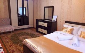 1-комнатная квартира, 35 м², 2/5 этаж посуточно, Жансугурова 75/89 — Абая за 7 000 〒 в Талдыкоргане