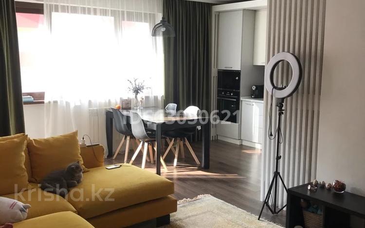 3-комнатная квартира, 87 м², 3/5 этаж, мкр Думан-2 24 за 38 млн 〒 в Алматы, Медеуский р-н