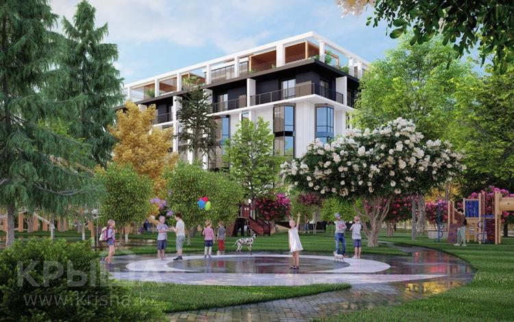 3-комнатная квартира, 97.7 м², мкр Курамыс 105/6 за ~ 48.9 млн 〒 в Алматы, Наурызбайский р-н